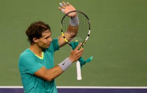 Rafa Nadal ©FREDERIC J. BROWN/AFP/Getty Images