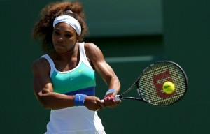 Serena Williams ©Mike Ehrmann/Getty Images
