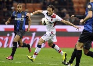Gilardino - Inter-Bologna | © Claudio Villa / Getty Images