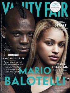 Mario Balotelli su Vanity Fair | © Vanity Fair