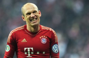 Robben | © AFP/ Getty Images