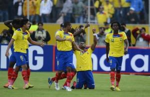 Ecuador  © RODRIGO BUENDIA Getty Images
