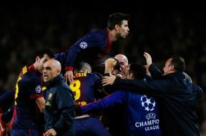 Il Barcellona di Messi è una delle favorite per la vittoria finale della Champions League   © David Ramos/Stringer / Getty Images