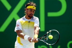 Fabio Fognini ©Matthew Stockman/Getty Images