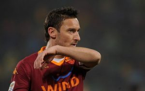 Francesco Totti ©Dino Panato/Getty Images