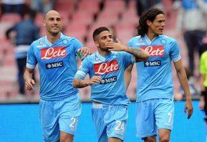 Insigne porta il Napoli in Champions | © Giuseppe Bellini / Getty Images
