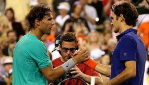 Federer e Nadal perdono la prima posizione | © Stephen Dunn/Getty Images