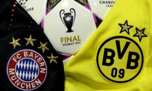 Bayern Monaco e Borussia Dortumnd sono le due finaliste di questa Champions League | © FRANCK FIFE/Staff / Getty Images