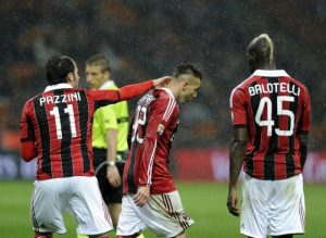 Il Milan tenta l'allungo in ottica Champions  © Claudio Villa / Getty Images