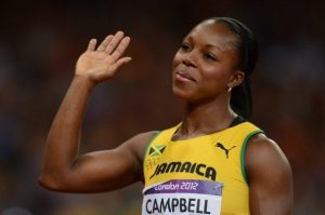 Veronica Campbell Brown positiva al doping | © FRANCK FIFE / Getty Images