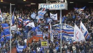 La gradinata Sud della Sampdoria | © Marco Luzzani / Getty Images