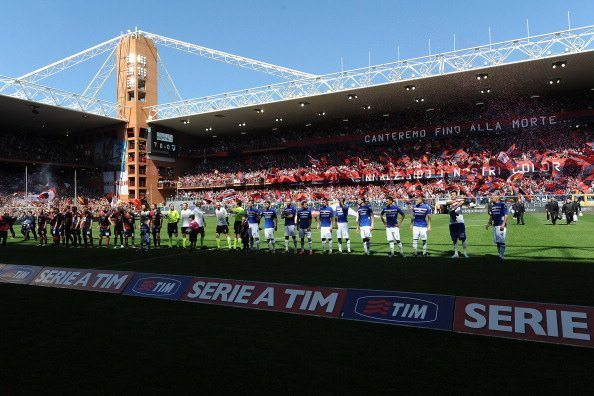 Genoa-Sampdoria | © Valerio Pennicino | Getty Images