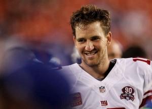 Eli Manning, Quarterback dei New York Giants | Il Pallonaro