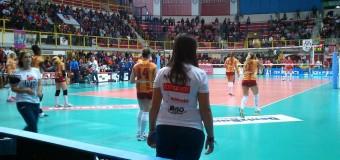 Volley femminile, spareggio Busto Arsizio-Bergamo