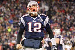 Tom Brady, Quarterback dei | Foto Twitter