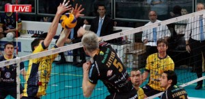 Ivan Zaytsev in azione nella scorsa stagione | Foto Twitter