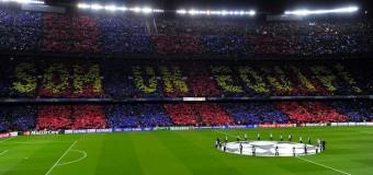 Il sogno di Giuseppe Artuso, in prova al Barcellona