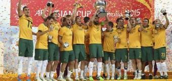 Asian Cup: trionfo Australia, battuta la Corea del Sud
