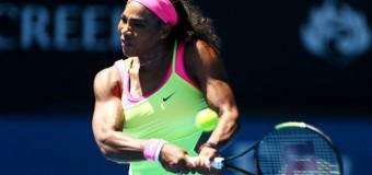 Serena Williams in finale contro la Sharapova