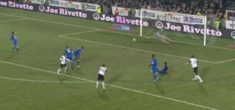 Brienza ferma la Juve, a Cesena è 2-2