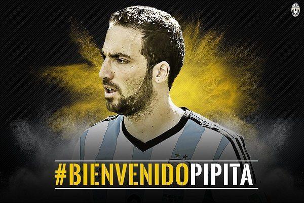 Higuain Juventus, contratto depositato in Lega: clausola pagata